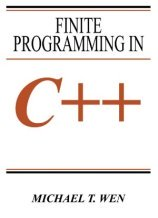 Practical Programming in C++